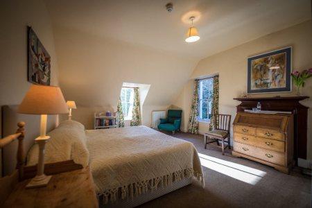 Fotoreise-Hebriden-Unterkunft-Lewis-Zimmer
