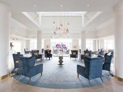 Fotoreise-Irland-Hotel-Pormarnock-Lobby