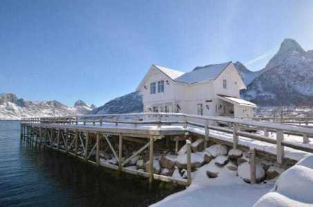 Fotoreise-Senja-Hotel-Mefjordvaerr-Lage