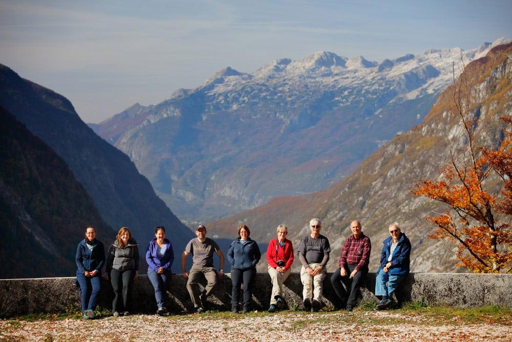 Reisebericht Slowenien - Gruppe