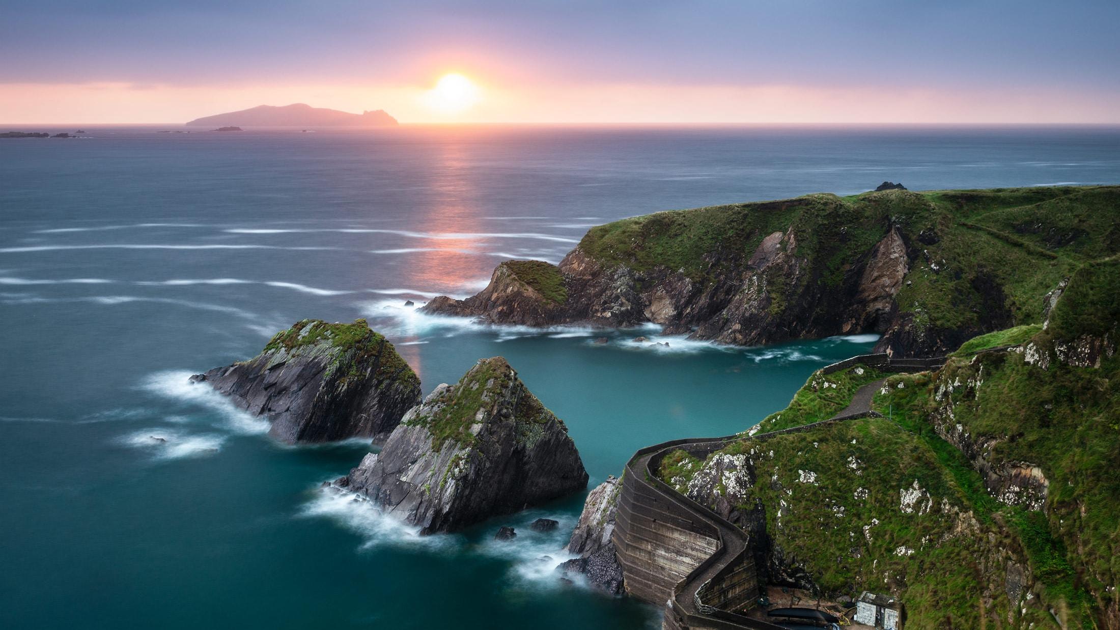 Banner Fotoreise Irland Kerry