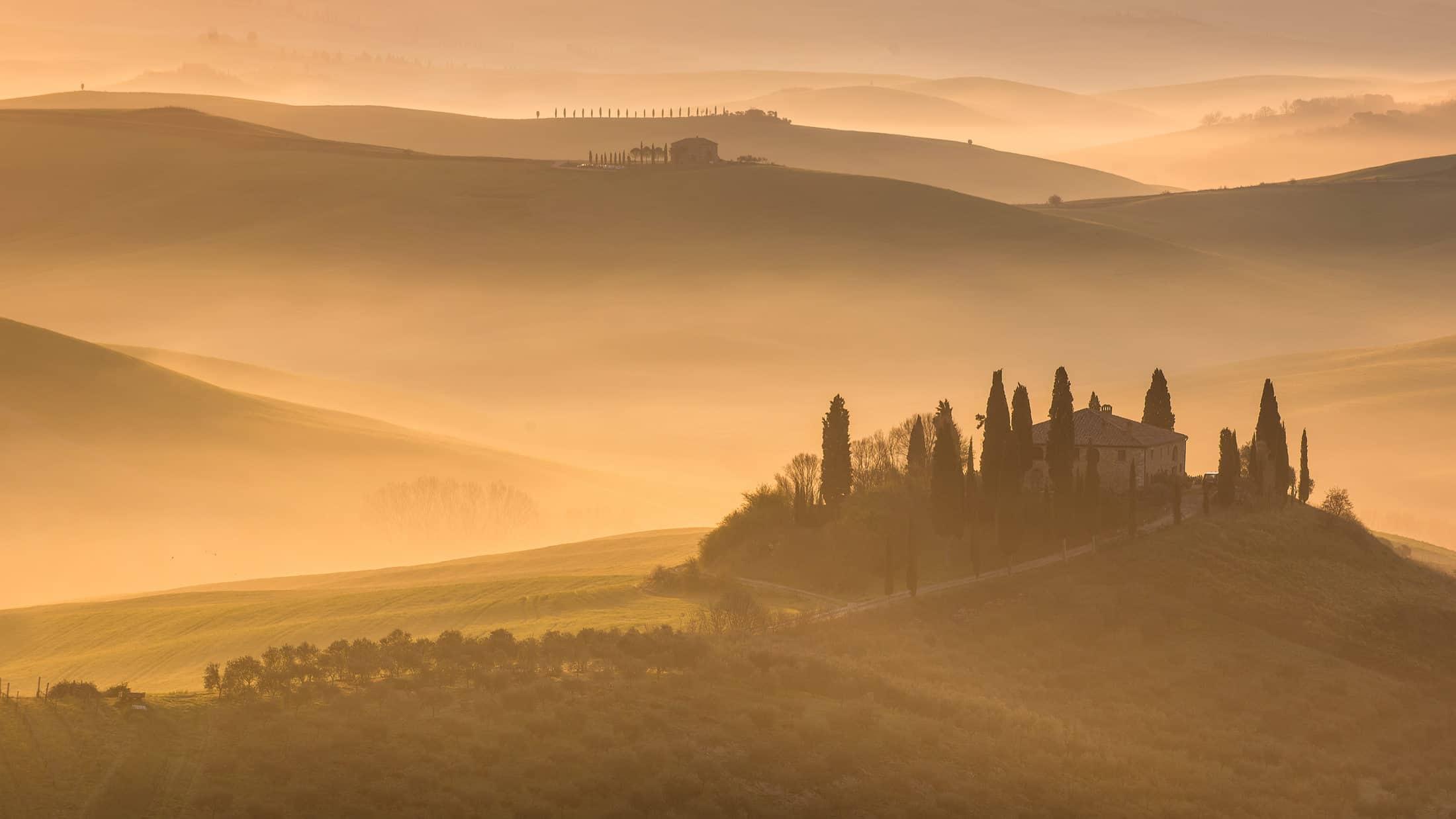 Fotoreise Toscana