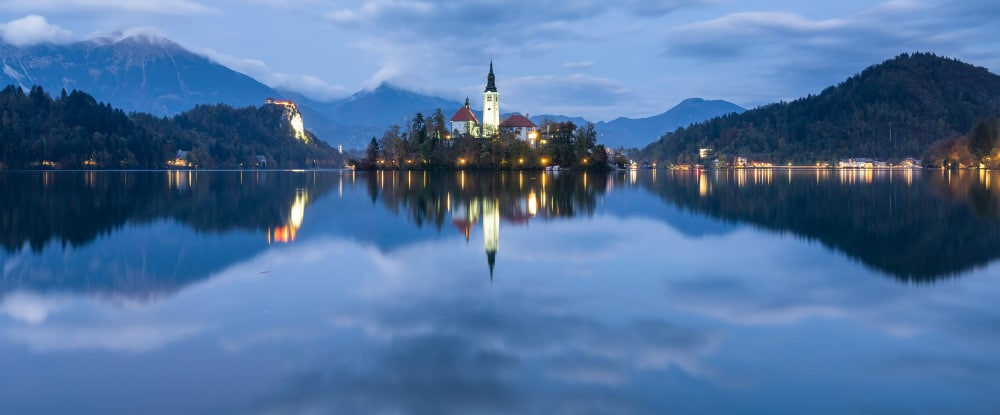 Banner Reisebericht Slowenien