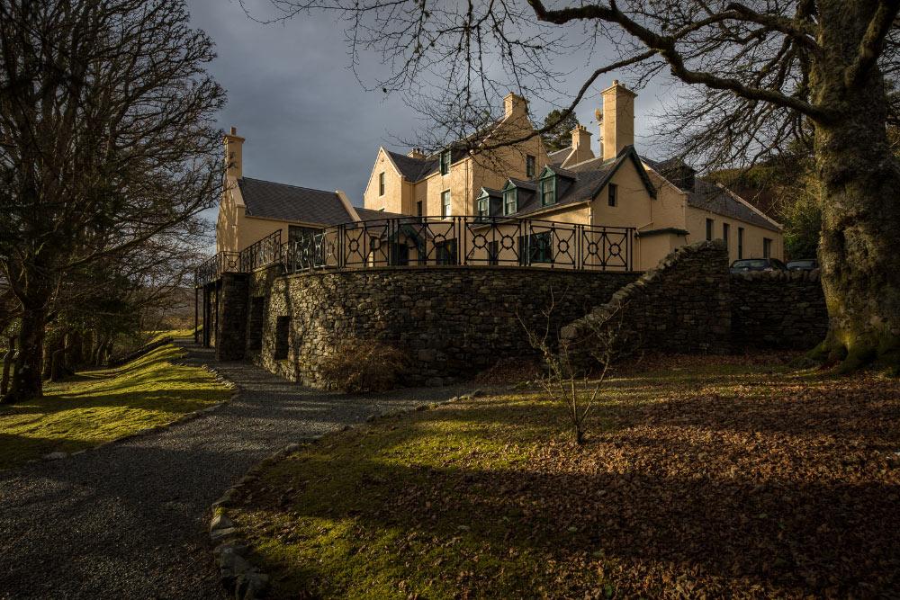 Fotoreise Äussere Hebriden Hotel