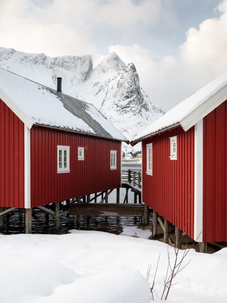 Fotoreise Lofoten Wintertraum