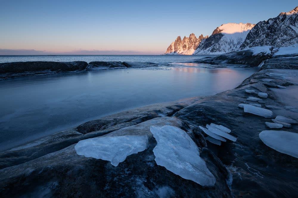 Fotoreise Senja Wintertraum