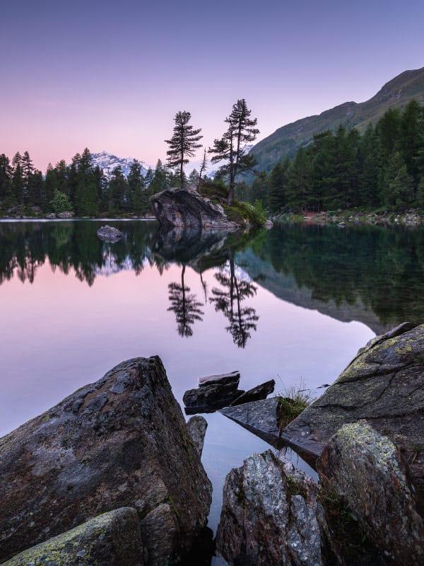 Fotoworkshop Lago di Saoseo Landschaft