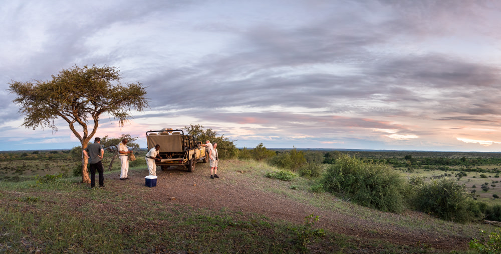 Reisebericht Botswana Regenzeit