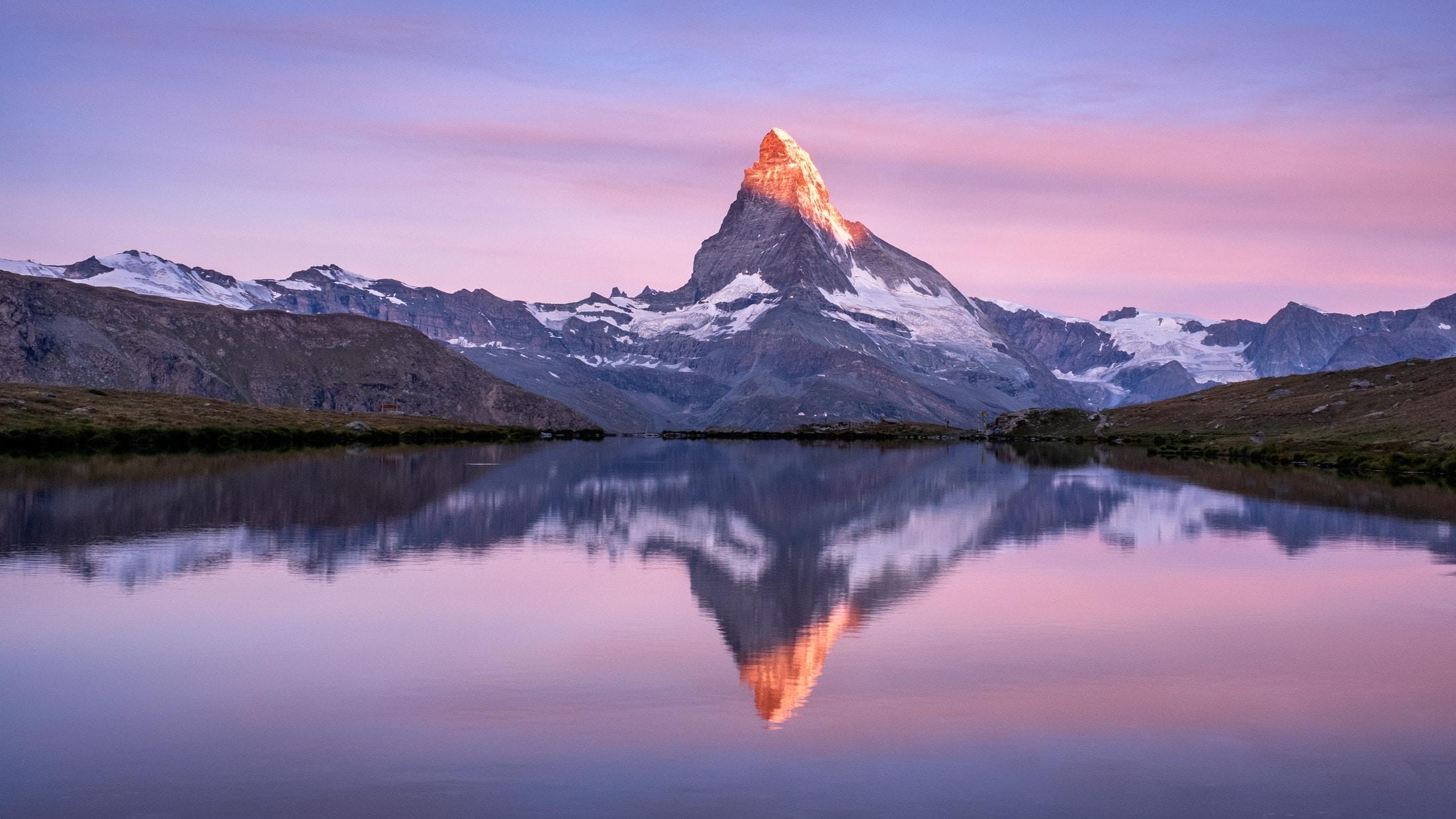 Fotoworkshoip Zermatt
