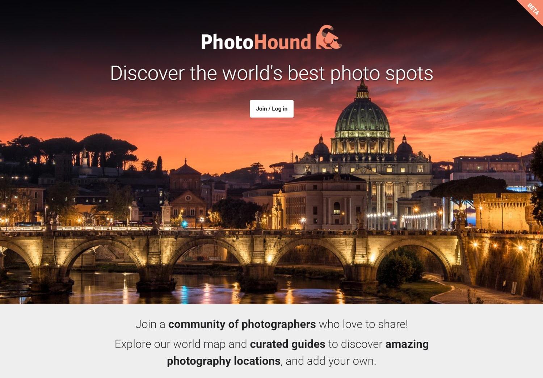 Blog Apps für Fotografen