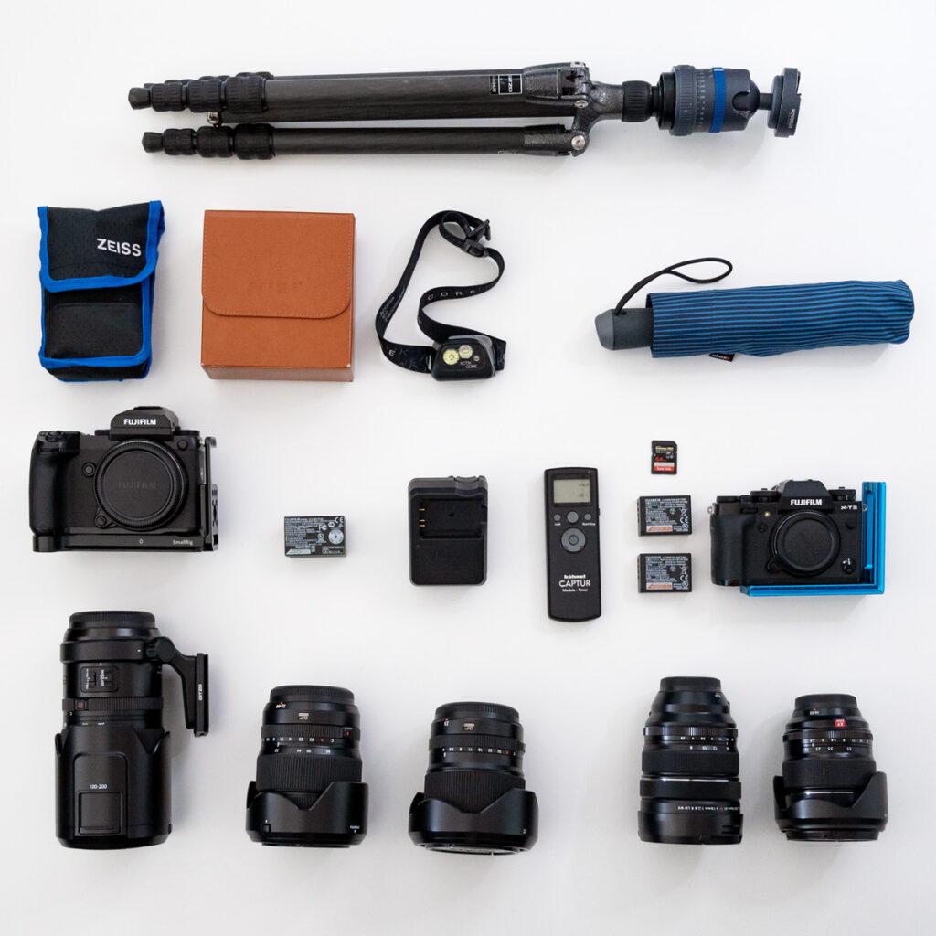 Blog Ausrüstung Landschaftsfotografie