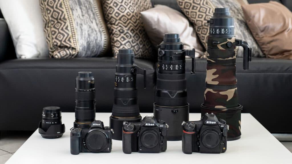 Blog Ausrüstung Wildlife Fotografie