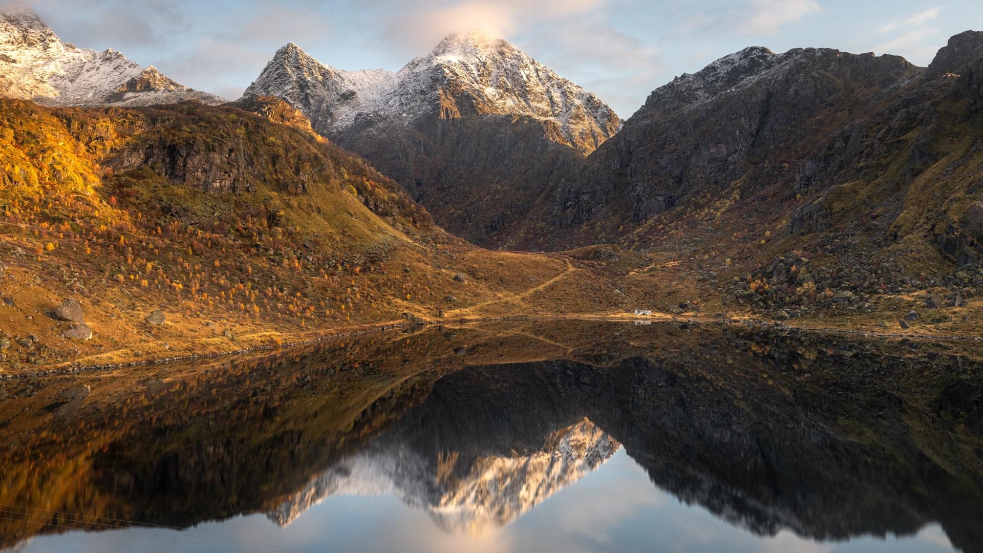 Blogartikel Landschaftsfotografie MIttelformat