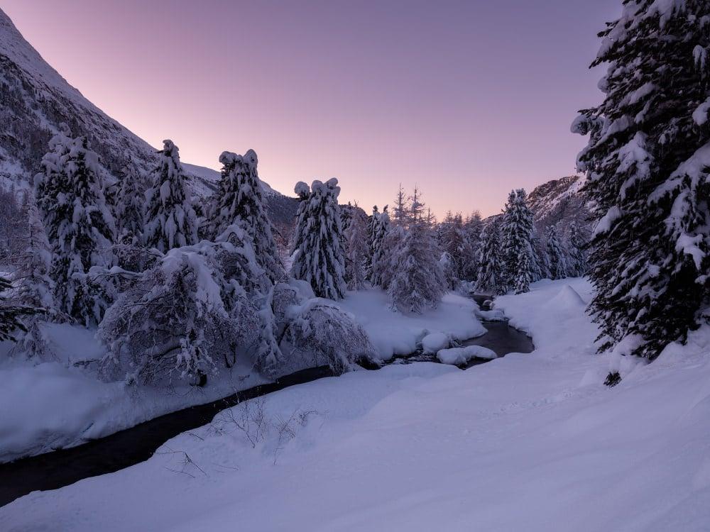 Fotoworkshop Engadin Winter