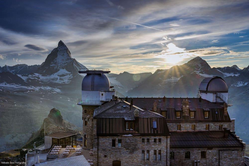 Wilhelm Betz, Zermatt